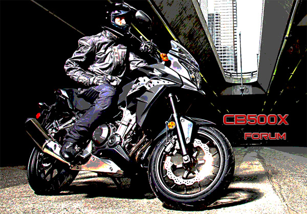 Honda Cb500x Worldwide Honda Cb500x Forum